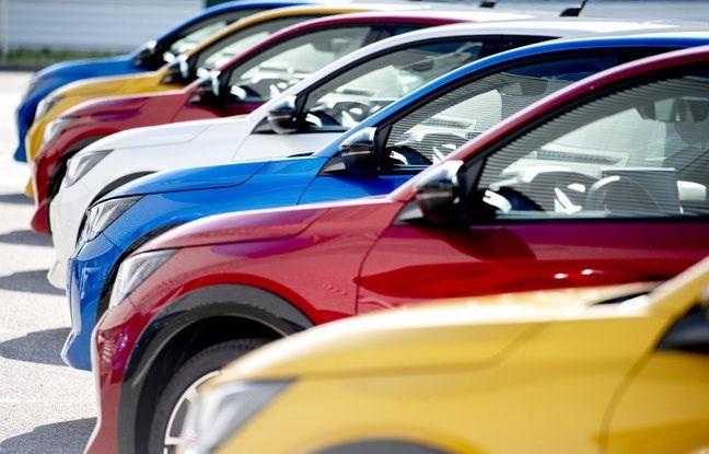 Automobile : Janvier noir pour le marché européen, surtout pour les groupes français