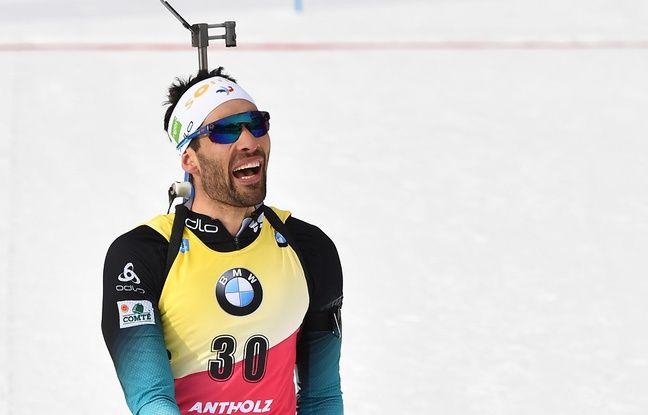 Biathlon : « Je ne vais pas pleurer, j'ai passé l'âge », Fourcade ne s'avoue pas vaincu malgréle couac du fartage sur la mass-start