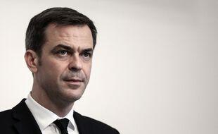 Le ministre de la Santé, Olivier Véran, le 28 janvier 2021, à Paris. (illustration)