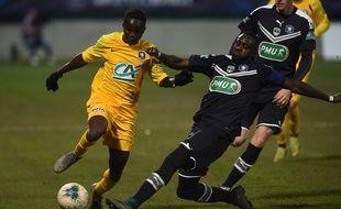 Le Pau FC de Sabaly face aux Girondins.