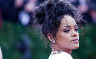 La chanteuse Rihanna le 5 mai 2014.