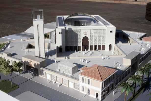 Le projet de grande mosquée pourrait être abandonné — Marseille