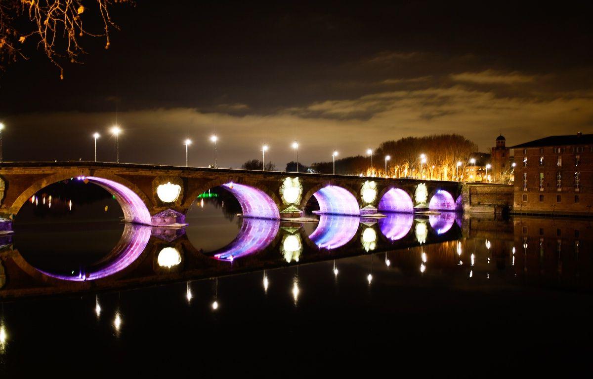 Le Pont-Neuf de Toulouse. – F. Scheiber / 20 Minutes