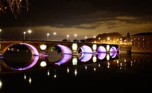 Le Pont-Neuf de Toulouse.