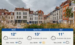 Météo Lille: Prévisions du mardi 18 mai 2021