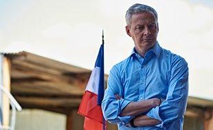 Bruno Le Maire à Vendenesse-les-Charolles le 30 juin 2016