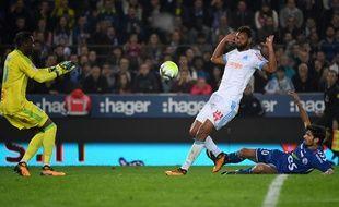Les Strasbourgeois ont marqué trois buts, mais ils ont eu bien plus d'occasions. Comme l'OM.