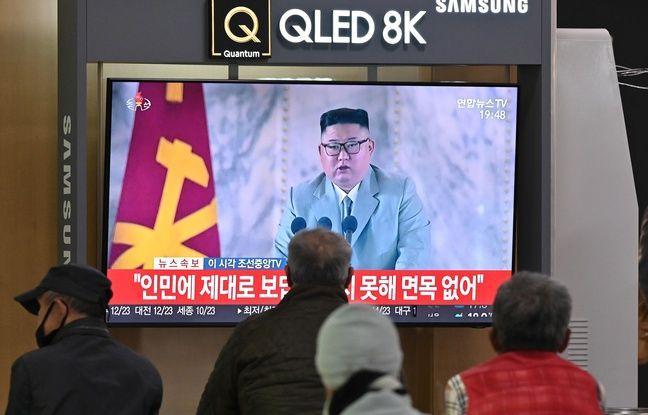 Le dirigeant nord-coréen s'est adressé au peuple.
