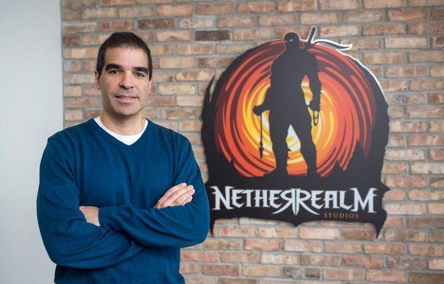 Ed Boon, co-créateur de la saga «Mortal Kombat» et directeur artistique de NetherRealm Studios