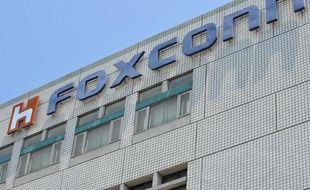 Le siège social du géant taïwanais de la technologie Foxconn, le 7 juin 2010