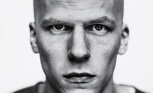 Jesse Eisenberg en Lex Luthor.