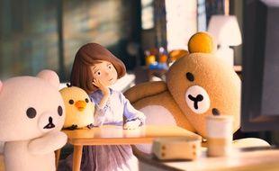 Image extraite de «Rilakkuma et Kaoru».