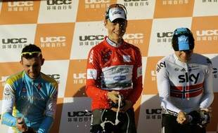 L'Allemand Tony Martin (Omega Pharma) a remporté pour la deuxième année consécutive le Tour de Pékin, au terme de la cinquième étape remportée samedi par le Britannique Steve Cummings (BMC)