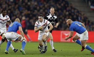 Guilhem Guirado ne gagne pas beaucoup en tant que capitaine de l'équipe de France