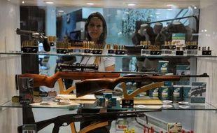 Le Salon de la Défense et de la Sécurité (LAAD) le plus important d'Amérique latine réunit cette semaine à Rio de Janeiro un nombre record d'exposants de 55 pays et montre la volonté du Brésil de se doter d'un parc industriel de pointe dans ce secteur.