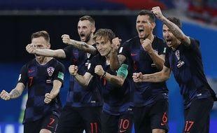 Les joueurs de l'équipe croate sont connus pour ne rien lâcher comme ils l'ont prouvé face à l'Angleterre en demi-finale.