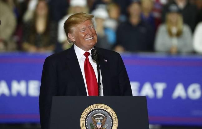VIDEO. Etats-Unis: Trump snobe à nouveau le dîner des correspondants de la Maison Blanche