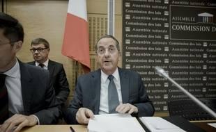 Michel Delpuech a été entendu par la comission des Lois de l'Assemblée, le 23 juillet 2018.