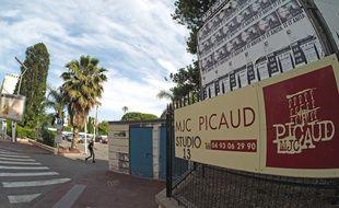 Le site qui jouxte la MJC Picaud, dans le centre-ville, pourrait accueillir ce musée du cinéma