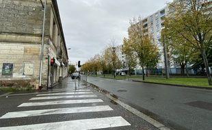 Le quartier Bacalan à Bordeaux.