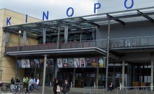 Le cinéma de Vernheim où un homme a ouvert le feu ce jeudi