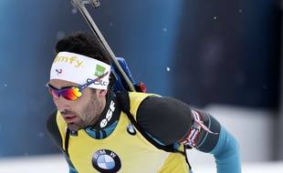 Martin Fourcade is the leader of the Biathlon World Cup