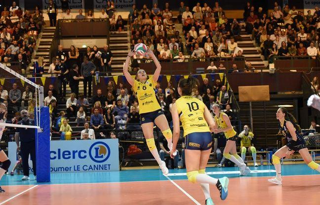 Les Cannoises ont dominé Nantes 3-1 en finale retour.