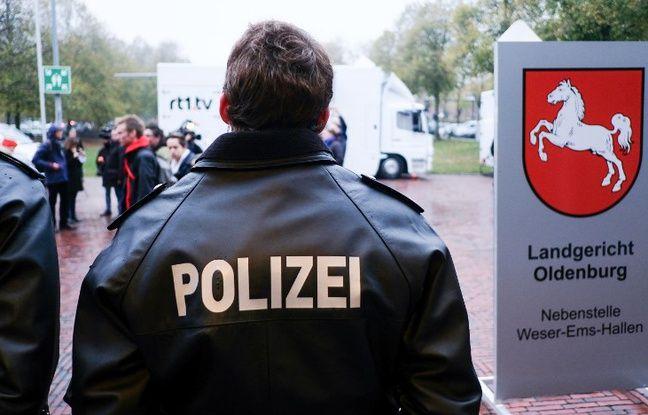Allemagne: Un Syrien soupçonné de vouloir commettre un attentat arrêté