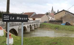 (Photo d'illustration) Des obus ont été retrouvés dans la Meuse.