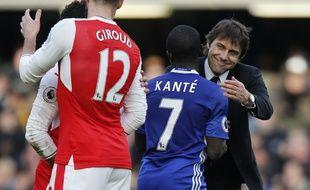Conte, Kanté et Giroud