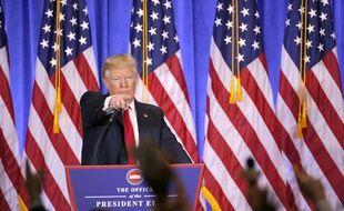Ce vendredi, Donald Trump deviendra officiellement le 45e président des Etats-Unis