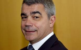 David Samzun, maire PS de Saint-Nazaire.