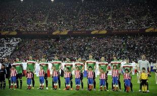 L'attaquant de l'Athletic Bilbao Iker Muniain, un temps incertain, a finalement été titularisé contre l'Atletico Madrid en finale de l'Europa League mercredi soir à Bucarest.
