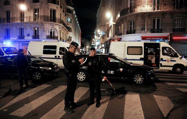 Une personne a été tuée et quatre blessées samedi 12 mai 2018 dans le centre de Paris par un homme armé d'un couteau.