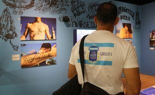 L'exposition « Nous sommes foot » au Mucem a rencontré un grand succès.