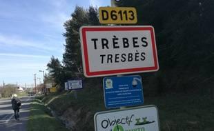 Le domicile du maire de Trèbes a été la cible d'actes de vandalisme.