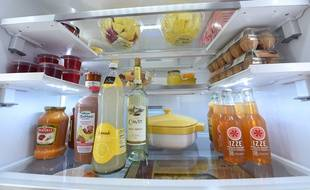 Illustration d'un frigo