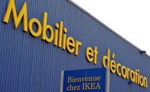 Les Salaries D Ikea Paris Nord En Greve Le Magasin Ferme