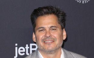 Peter M. Lenkov  en mars 2019.