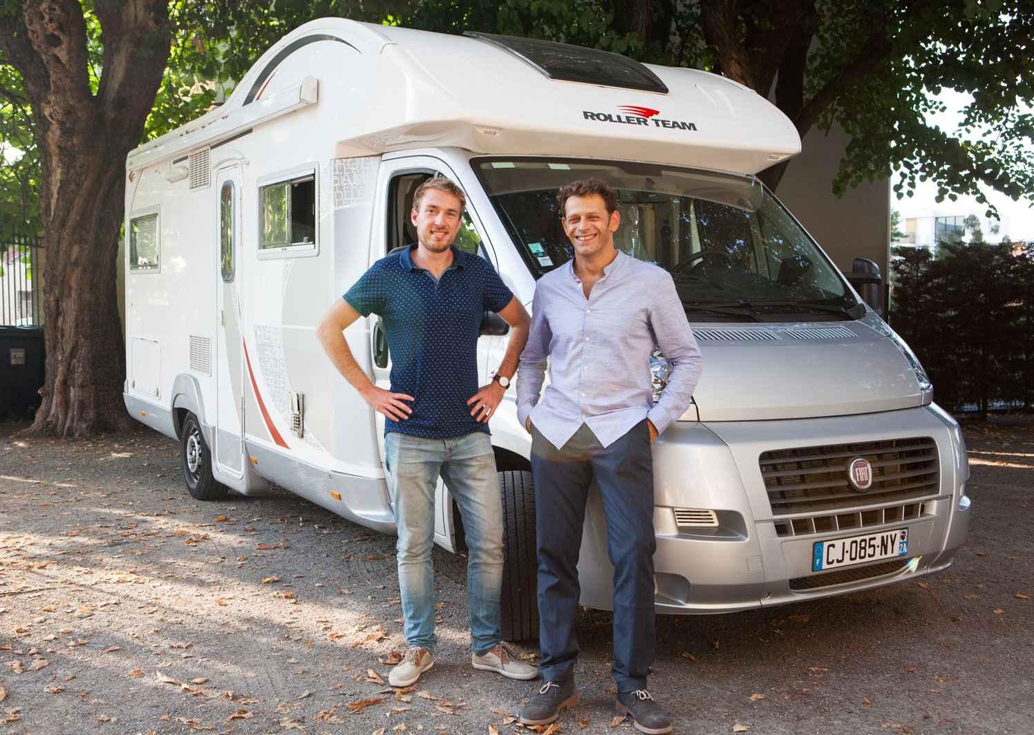 une start up bordelaise de location de camping cars entre particuliers l ve 3 millions d euros. Black Bedroom Furniture Sets. Home Design Ideas
