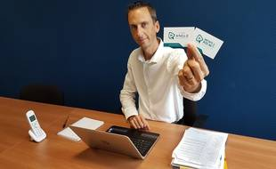 Yann Buanec a dû changer le nom de son entreprise Le Bon Angle en Newsroom 365, après avoir été attaqué par Le Bon Coin