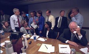 Dick Cheney, au coeur des opérations.