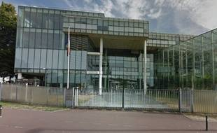 Le tribunal de Nanterre.