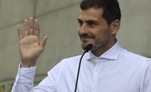 Iker Casillas pourrait devenir le futur boss de la fédé espagnole.