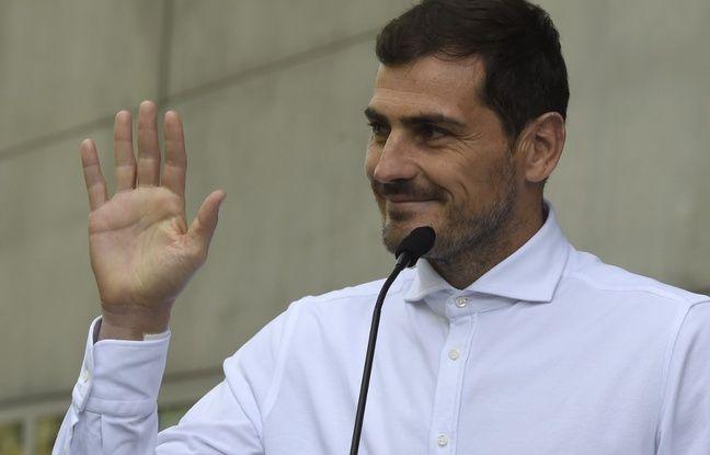 Iker Casillas pourrait briguer la présidence de la fédération espagnole de football