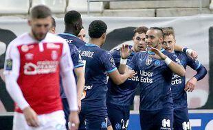 Vendredi à Reims, le Marseillais Dimitri Payet a marqué deux des 38 buts qui ont ponctué ce week-end de Ligue 1.