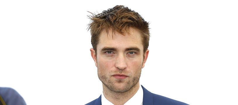 Robert Pattinson à Cannes
