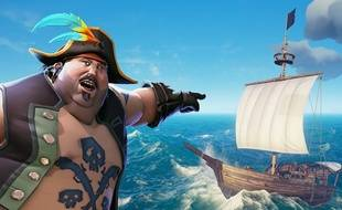 Avec le jeu «Sea of Thieves», hissez le pavillon, vivez au large... mais attention au Kraken