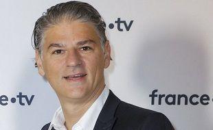 Jacques Cardoze, présentateur de « Complément d'Enquête ».