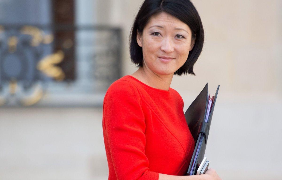 La ministre Fleur Pellerin à l'Elysée, le 23 septembre 2015 – CHAMUSSY/SIPA